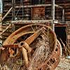 Dellville Mill turbine