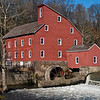 Clinton Mill, NJ<br /> 1763, 1810, restored 1970