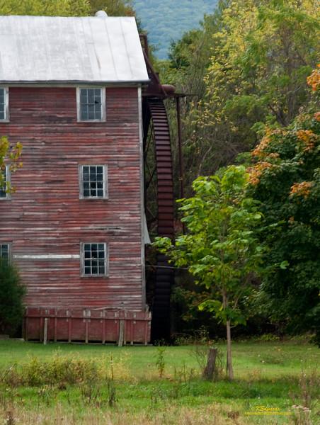 Craigsville Milling / Wallace Roller Mill, VA<br />    1800's