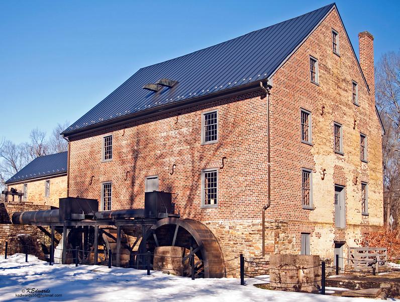 Aldie Mill, VA<br />   1807-09