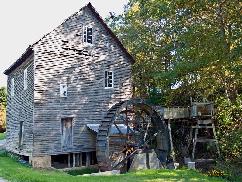 Pine Creek Mill, VA<br />    1913