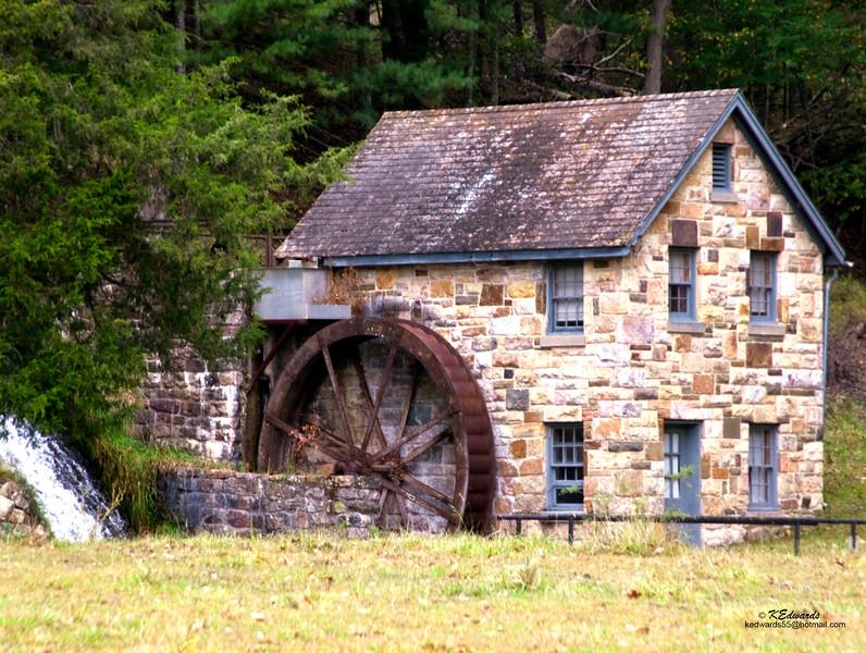 Liberty Furnace Mill, VA