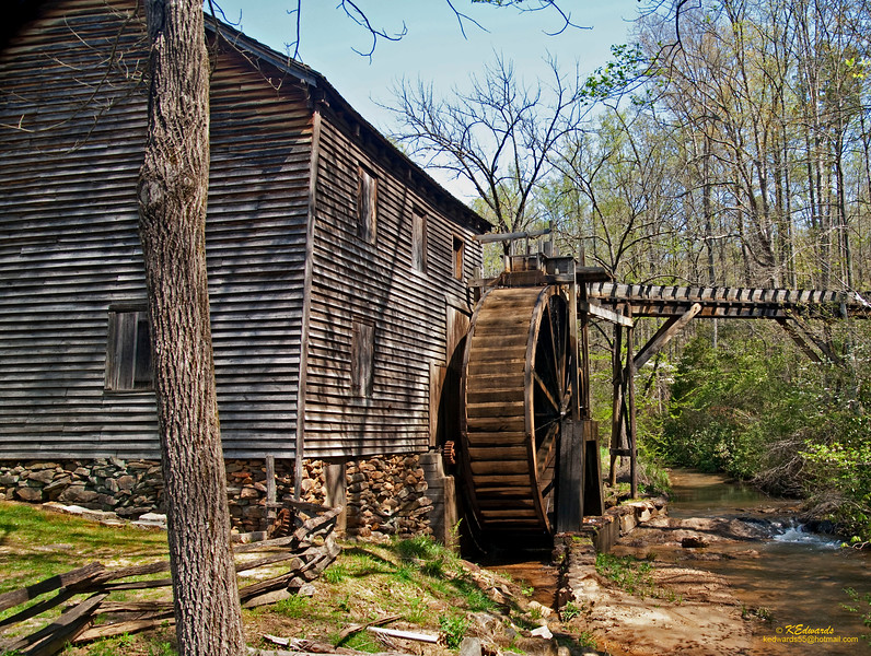 Hagood Mill, SC<br /> 1793