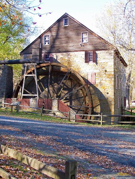 Rock Run Mill - Susquehanna SP, MD<br />    1794
