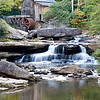 Glade Creek Grist Mill, WV<br />    1975