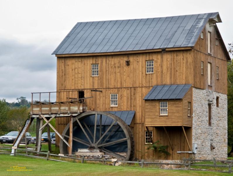 Wade-Kennedy Mill, VA<br />    1750
