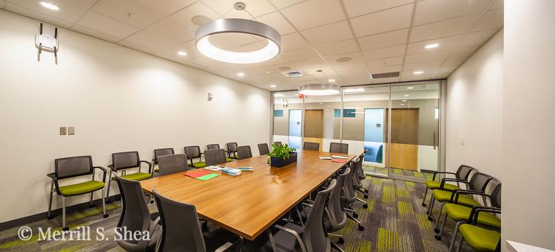 M.I.T. Building 23 & Boston Private Bank