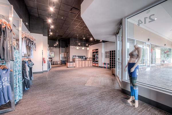 Macallan Hot Yoga Studio