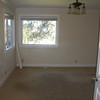 First floor back bedroon. Door on left goes to deck.