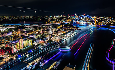 Major Events - VIVID 2016 DNSW