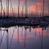 Boats / Golden Garden Beach / Seattle