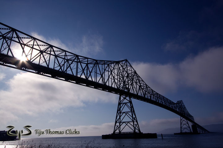 Astoria Bridge / Astoria / Washington