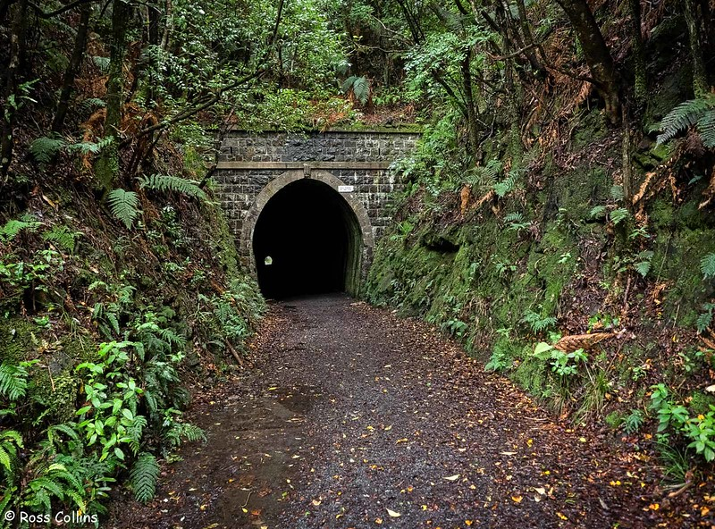 Mangaroa Tunnel, Upper Hutt, 19 May 2018