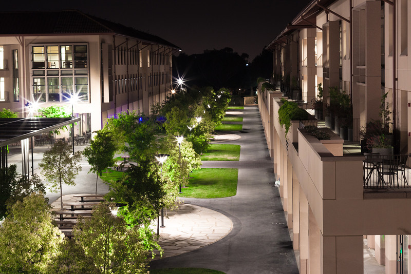 Stanford's new GSB. So ridiculously beautiful and nice.