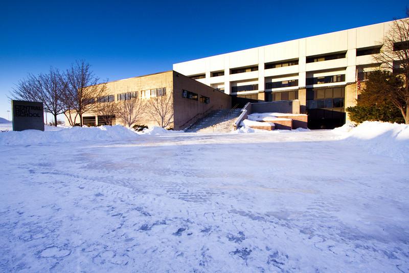 St. Paul Central High School.
