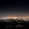Panorama of Silicon Valley (approximately from Redwood City to Mountain View)