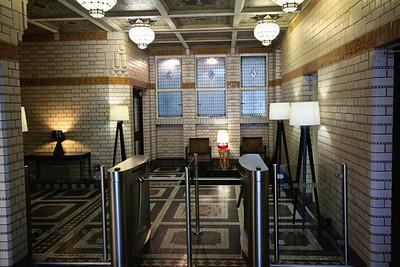 Holland House foyer