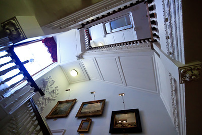 Mansion House staircase