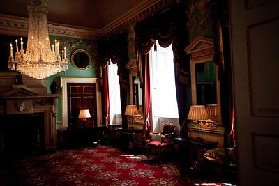 Mansion House interior