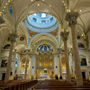 The Basilica of Saint Mary of the Assumption. Marietta, Ohio.
