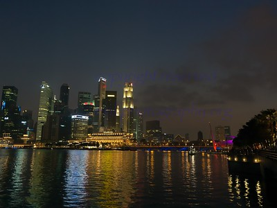 Marina Bay Sands Light Showcase
