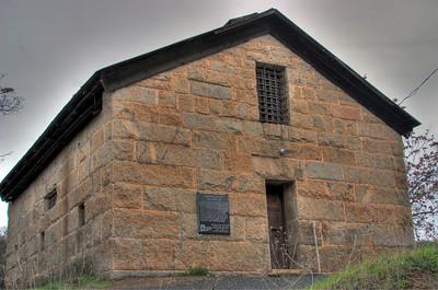 Old Mariposa Jail
