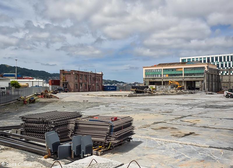 Maritime House, Waterloo Quay, Wellington, 4 December 2017