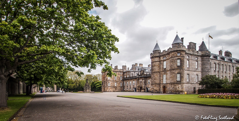 Palace of Hollyrood, Edinburgh