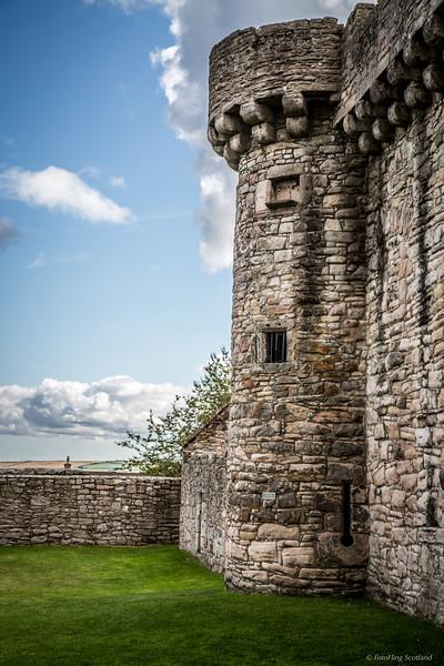 Craigmillar Castle, Edinburgh