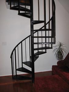 The stairway to heaven (Led Zepplin).