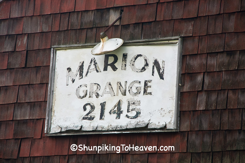 Marion Grange 2145, Hocking County, Ohio
