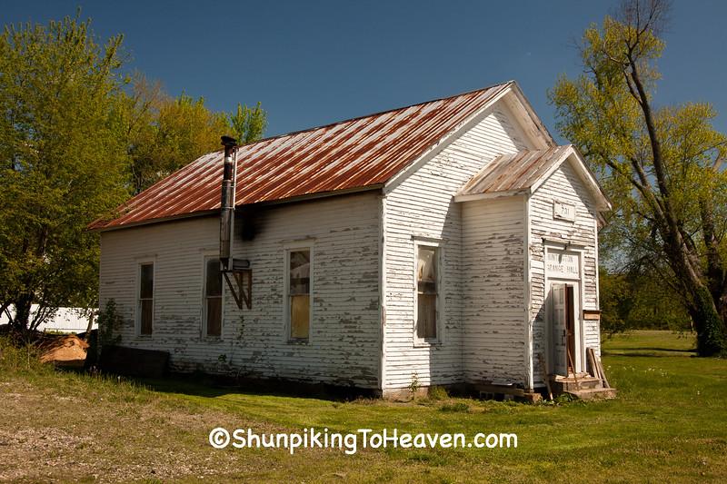 Huntington Grange Hall 732, Gallia County, Ohio