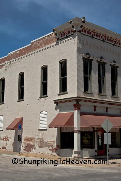 Former I.O.O.F. Lodge, Pike County, Missouri