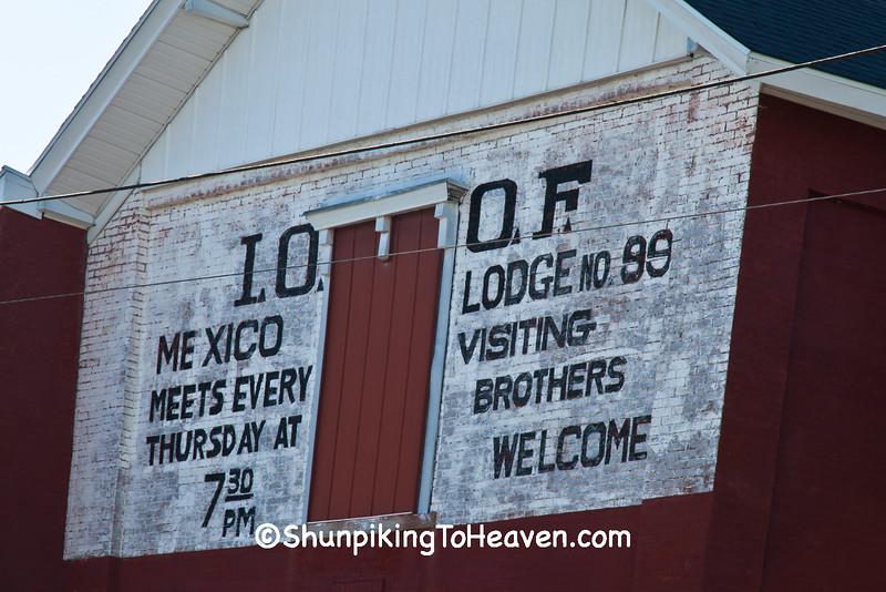 I.O.O.F. Lodge No. 99, Mexico, Missouri
