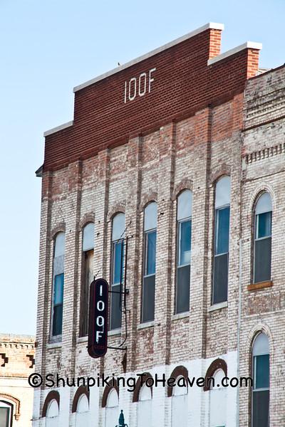 I.O.O.F. Lodge, Keokuk, Iowa