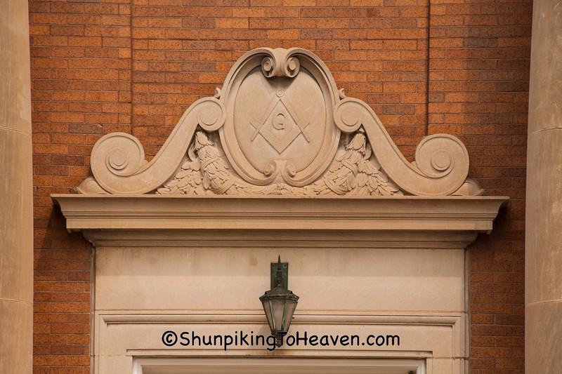 Masonic Temple, Edgerton, Wisconsin