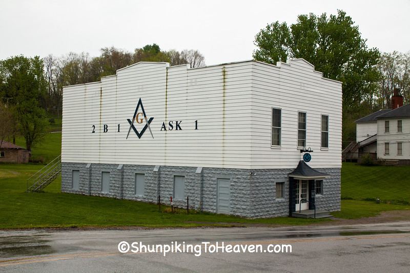 Masonic Lodge, Licking County, Ohio