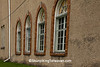 Windows of Masonic Temple, Edgerton, Wisconsin