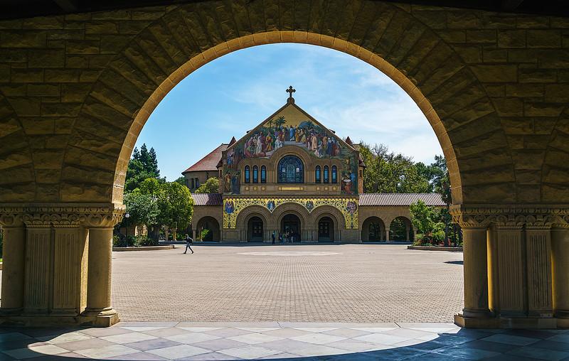 Stanford Memorial Chapel