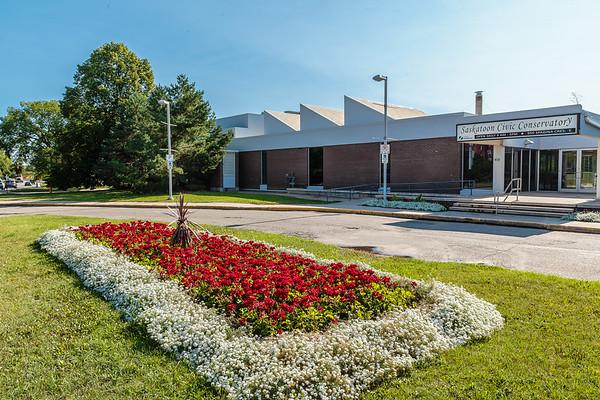 Mendel Art Gallery & Civic Conservatory