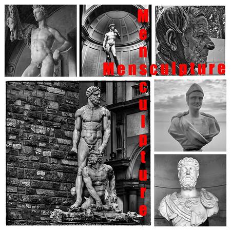 Mensculpture - Album Cover