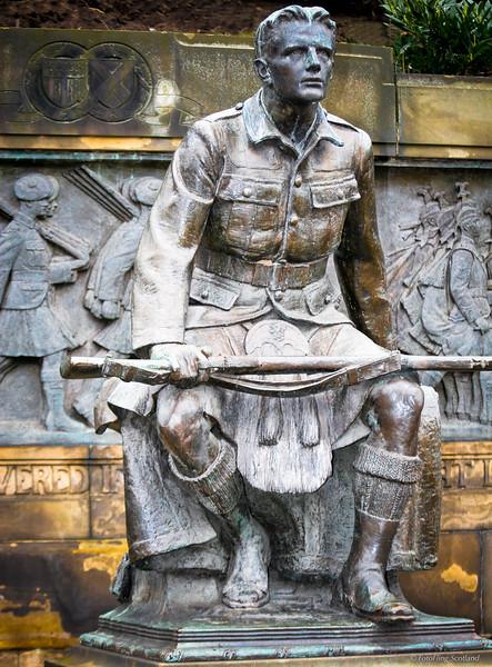Scottish American War Memorial
