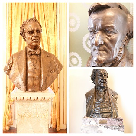 Mensculpture Collage - Composers