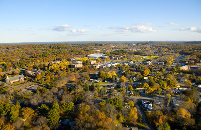 Merrimack by Air, Fall 2013