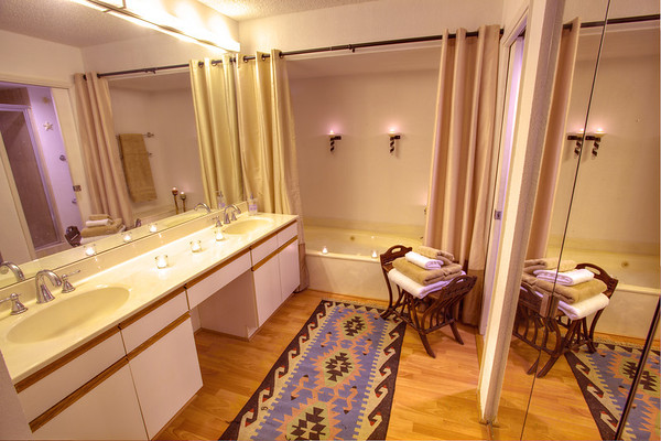 Master Bathroom/Banheiro Master