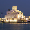 Museum of Islamic Art in Doha, by I. M. Pei.