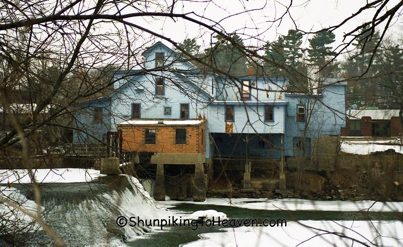LaValle Roller Mills, Sauk County, Wisconsin