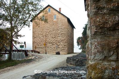 Motor Mill, Clayton County, Iowa