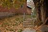 Steps Beside Lidtke Mill, Howard County, Iowa