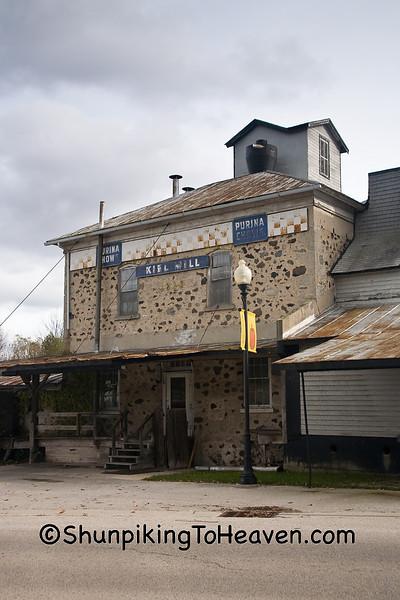 Kiel Mill, Manitowoc County, Wisconsin